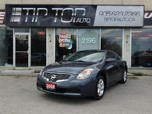 2008 Nissan Altima 2.5 S **Coupe, Leather, Bose, Low Kms **