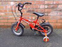 kids dawes bike. age 2 to 5 years,