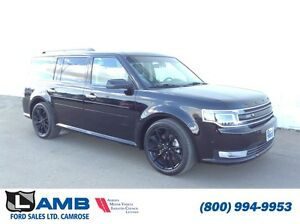 2016 Ford Flex AWD Limited Appearacnance Pkg Certified Pre-Owned