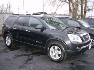 2008 GMC Acadia 7 PASSENGER !! WE FINANCE !!
