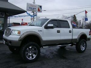 2006 Ford F-150 BIG BOY !! CREW 4X4 !! LARIAT PACKAGE !!