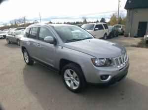 2016 Jeep Compass / HIGH ALTITUDE / 2.4 / LEATHER / SUNROOF
