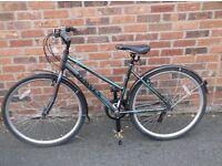 ladies dawes trail town bike