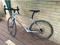 Specalized secteur road bike