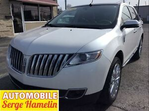 2012 Lincoln MKX AWD toit panoramique navigation