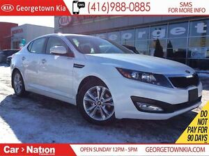2013 Kia Optima EX | LEATHER | HEATED SEATS | REAR CAMERA |