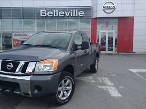 2013 Nissan Titan KC SV 4WD 1 OWNER LOCAL TRADE