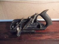 Record Plough Combination plane no: 78 with 1 blade