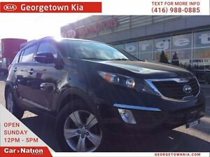 2011 Kia Sportage EX | ONE OWNER | HEATED SEATS | BACKUP SENSORS