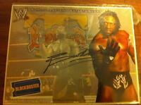 Lot of Vintage WWF / WWE Superstar Autographs