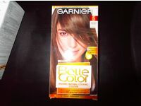Garnier hair dye 5 natural brown
