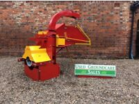 Model 8 Chipper for Compact Tractor