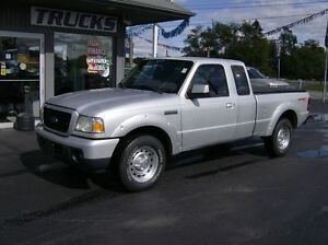2008 Ford Ranger EXTENDED CAB 4X4 !! WE FINANCE !!