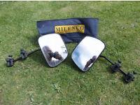 Milenco Grand Aero Towing Mirror NO OFFERS