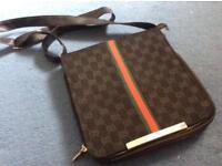 Gucci men's messenger bag