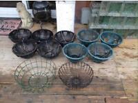 Plant baskets X11