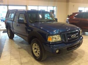 2011 Ford Ranger Sport 4x4, Automatic, Power Equipment Group
