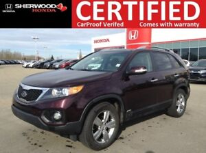 2012 Kia Sorento EX V6 AWD w/Sunroof|NAVI|3M|REMOTE START