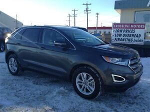 2015 Ford Edge Loaded Navigation - Leather / EVERYONE APPROVED