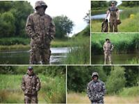 RAFTLAYER New Generation Hunting and Fishing Suit