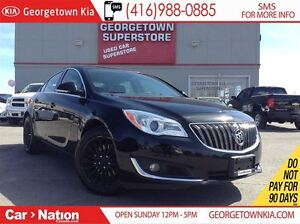 2015 Buick Regal BACK UP CAM | LEATHER | 2.0L | TOUCH SCREEN |