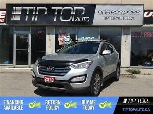 2013 Hyundai Santa Fe Limited ** Nav, Pano Roof, LOADED **