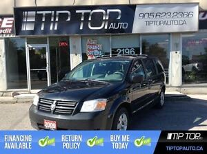 2009 Dodge Grand Caravan SE ** LOW KMS, Stow and Go, Great Shape