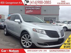 2013 Lincoln MKT EcoBoost | AWD | NAVI | PANO ROOF | LEATHER