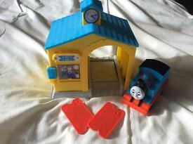 Thomas and friends Ticket to Go Station