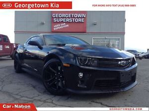 2015 Chevrolet Camaro ZL1 ONE OWNER | 580 HORSE SUPERCHARGED | L