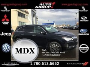 2015 Acura MDX Technology Package | Navigation
