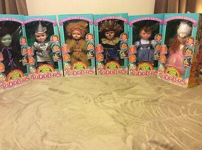 "Wizard Of Oz large, ""Toddler Dolls"" Skykids-1993"