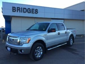 2013 Ford F-150 XLT**One Owner/4X4/V8/Very well Maintained!!**