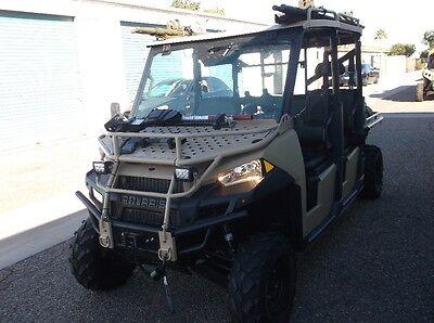 2014 polaris ranger crew 900 army utv used polaris for sale in phoenix arizona. Black Bedroom Furniture Sets. Home Design Ideas