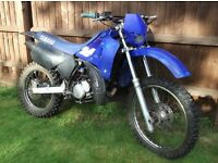 Yamaha DT 125 R field bike