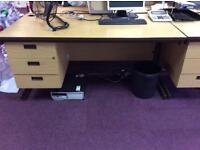 Office Desks x 6