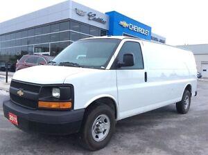 2015 Chevrolet Express 2500 | Cargo Van