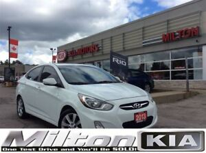 2013 Hyundai Accent GLS | SUNROOF | ALLOYS