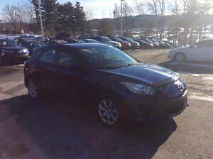 2013 Mazda 3 GX 5DR HATCH WITH PWR WINDOWS AND AIR CONDITION -