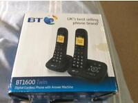 B T Digital cordless phone With answer machine