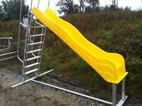 Water Slide with stairs
