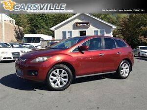 2007 Mazda CX-7 GT LEATHER/MOONROOF/AWD