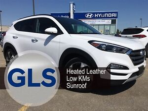 2017 Hyundai Tucson GLS | Backup Camera | AWD