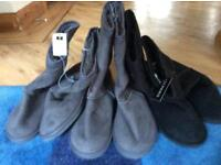 New Ladies snug boots from Dunnes