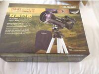 Celestron TravelScope Compact 70 Telescope