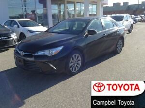2015 Toyota Camry XLE--NAVIGATION--HEATED LEATHER--MOON ROOF