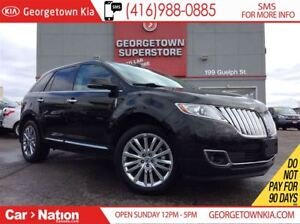 2014 Lincoln MKX NAVI   AWD   PANO ROOF   BACK UP CAM