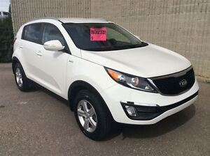 2015 Kia Sportage LX AWD - 1 OWNER, NO ACCIDENT, LOADED