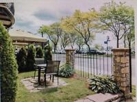 Waterfront Condo - Fully Furnished LACHINE