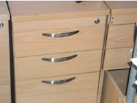 2 Identical home office drawers